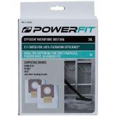 Powerfit Efficient Microfibre Dust Bag 30L (2pack)