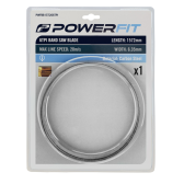 PowerFit 1572mm 06TPI Band Saw Blade
